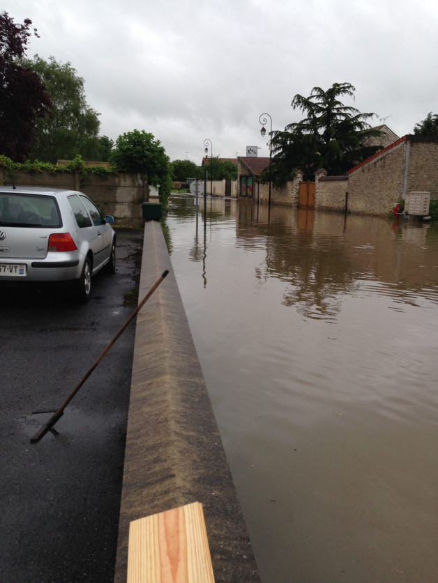 Alerte Inondation